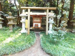 摂社・匝瑳(ソウサ)神社