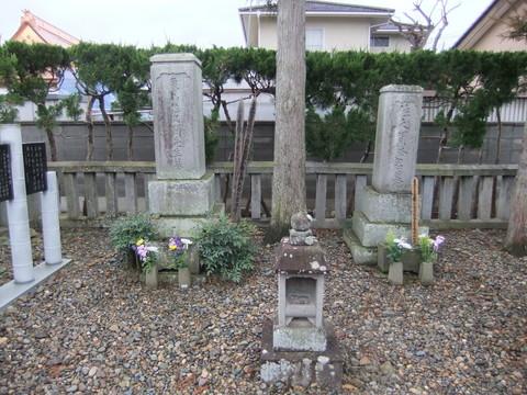 象山・恪二郎の墓