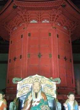 安楽寺・経堂