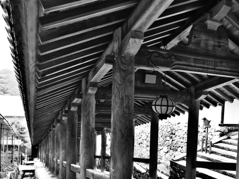17・長谷寺の登り廊