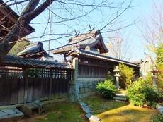 6・稚櫻神社本殿