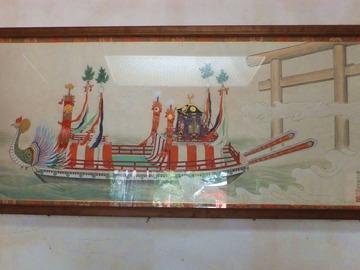 式年神幸祭の御座船