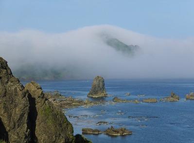 霧の山・大野亀