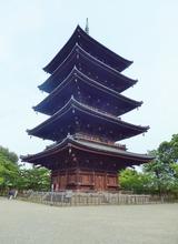 22・東寺の五重塔