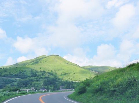 3・ビーナスライン 車山をめざす