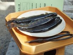 御饌の岩魚