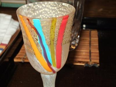 この杯で吉乃川をグッといきました