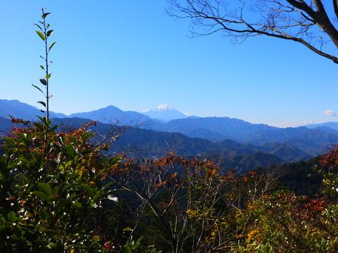 21・富士山遠景