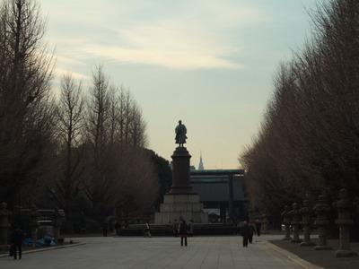 靖国神社大村益次郎