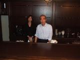 オーナー澤田宗武氏とお嬢様
