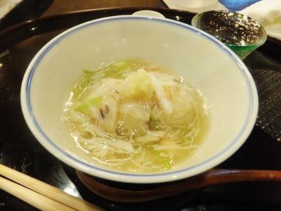 真薯(しんじょ)