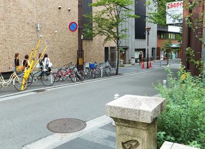 阪急河原町駅1番B出口からすぐです