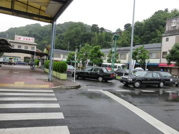 10・八幡市駅タクシー乗り場