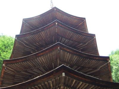 各層扇垂木