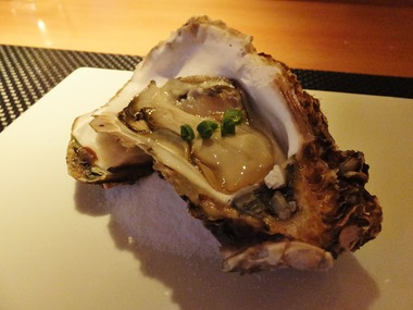 5・銚子のふっくらした岩牡蠣