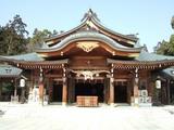 速谷神社拝殿