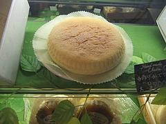 いつも食べるチーズケーキ