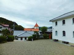 大正年間に建てられた教会