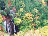 王滝の紅葉