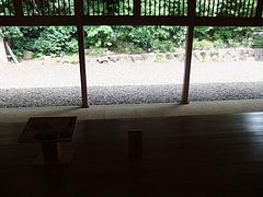 長崎奉行所のお白州復元