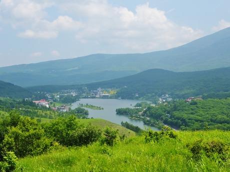 4・白樺湖