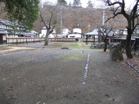 象山生誕地屋敷跡