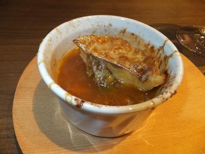 スープ仕立ての白味魚