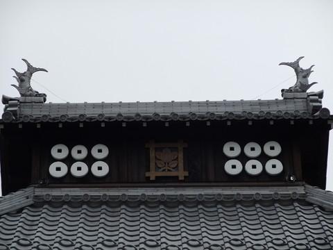 鯱と六連銭