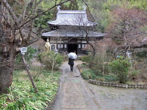 恵明禅寺本堂