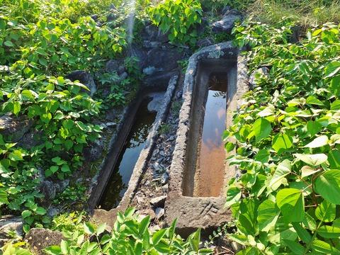 38・刳抜式割竹形石棺
