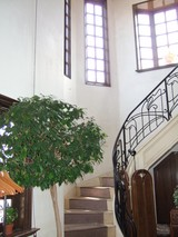 ホール階段