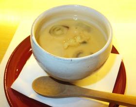 スッポンの茶碗蒸し