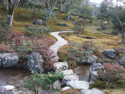 寿月観前庭