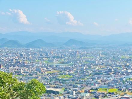 19・姫塚から仏生山、香南地帯を