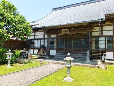 18・正法寺本殿