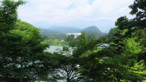 25・展望閣からの眺望