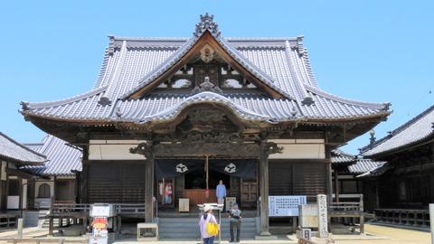 8・長尾寺・本堂