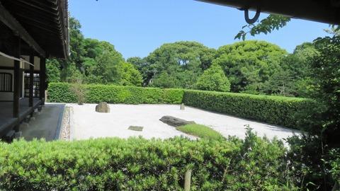9・珠取説話の無染庭