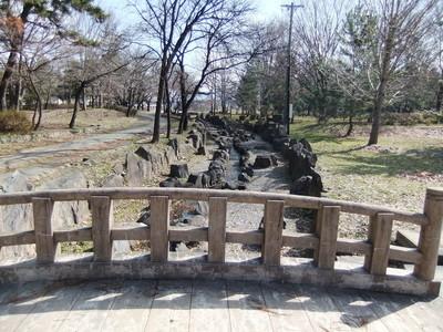 八幡原史跡公園