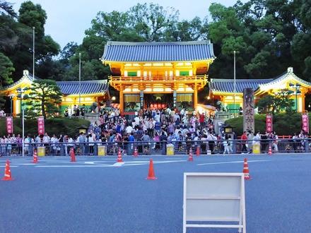 0011・宵山の八坂神社