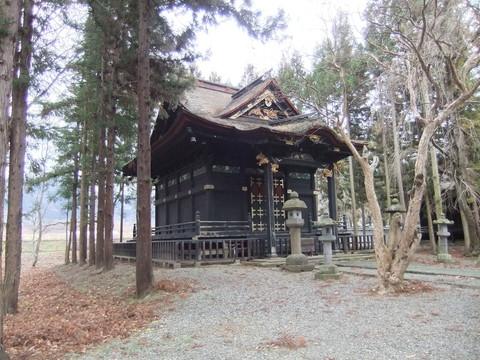 信之公霊廟