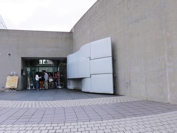 サンドミュージアム入口
