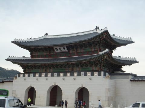 景福宮光化門