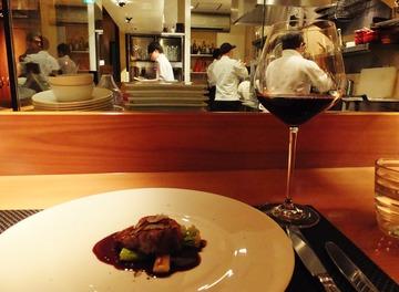 15・赤ワインとお肉