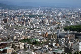 【平成29年】京都府の人口ランキング