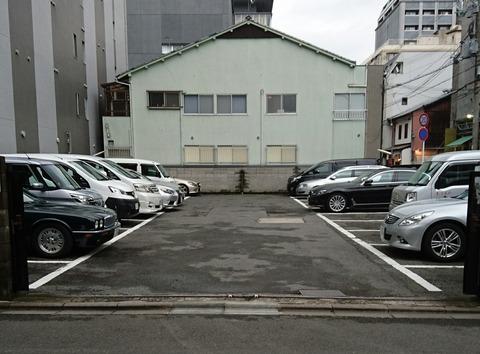 【月極】京都市内の駐車場賃料相場ランキング【パーキング】