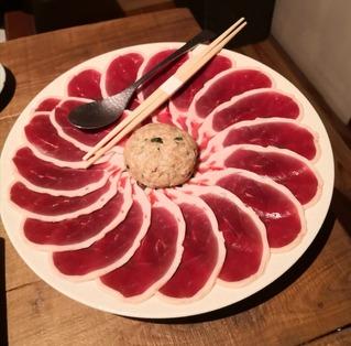 【柳町】福知山の町家で鴨すきとお酒を楽しむ