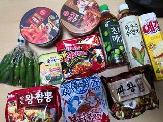 【大阪】に韓国輸入食品を買いに行ったら楽しかった