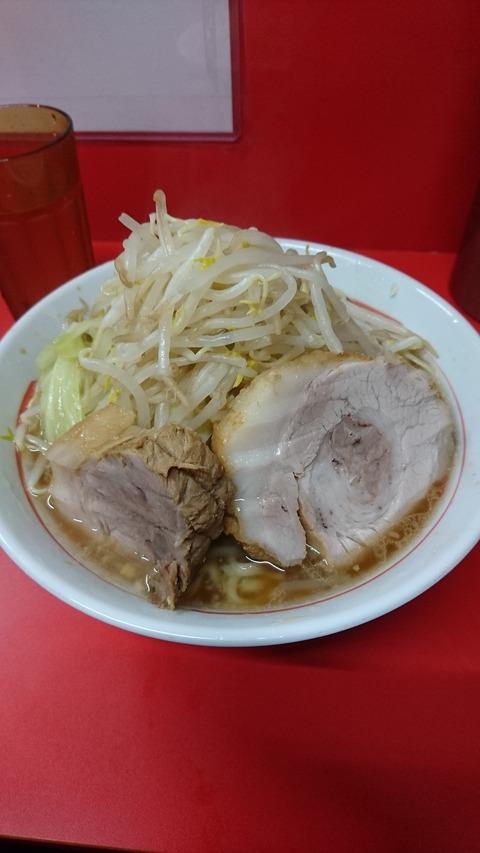 【マシマシ】京都府にある二郎系ラーメン 5選