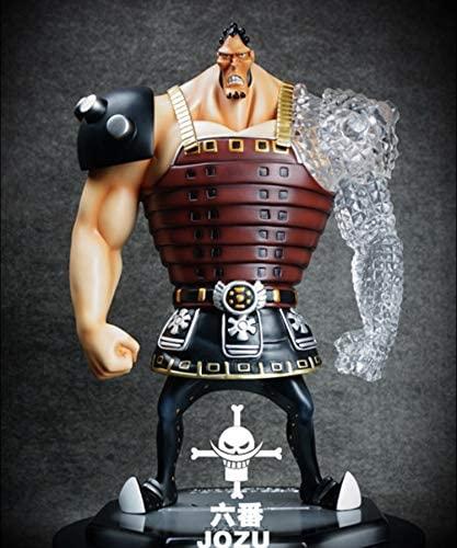 すまん、白ひげ海賊団幹部「ダイアモンド・ジョズ」が強すぎるんやが尾田くん設定間違えてない?
